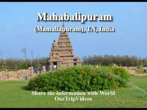 Pictures of Mahabalipuram (Mamallapuram), TN, India
