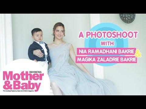 Tips menstimulasi Kreativitas Anak ala Nia Ramadhani Bakrie
