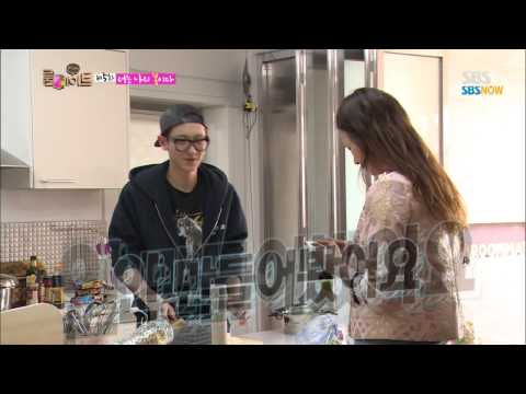 SBS [룸메이트] - EXO 별에서 온 해장국