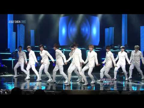 Super Junior -BONAMANA + No other  [Mirrored]