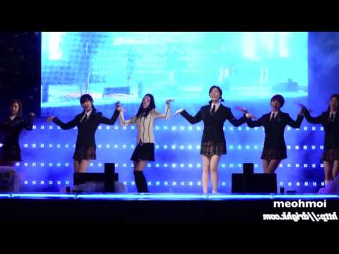 F-ve Dolls - Can You Love Me (Mirrored Dance Fancam)