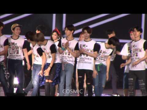 [fancam] 150706 SMTOWN in Tokyo _ HOPE / Eunhyuk focus