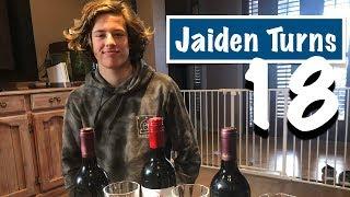 JAIDEN Turns 18 | Australian Family Vlog