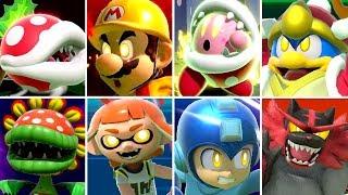 All Final Smashes Vs. Piranha Plant in Super Smash Bros. Ultimate