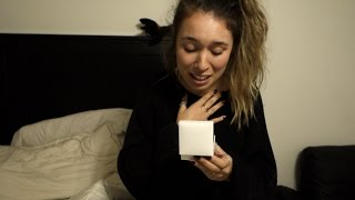 THIS GIFT MADE HER CRY!!