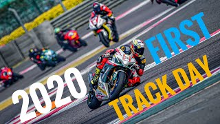 2020 FIRST TRACK DAY | BUDDH INTERNATIONAL CIRCUIT (INDIA) | SIMRAN KING
