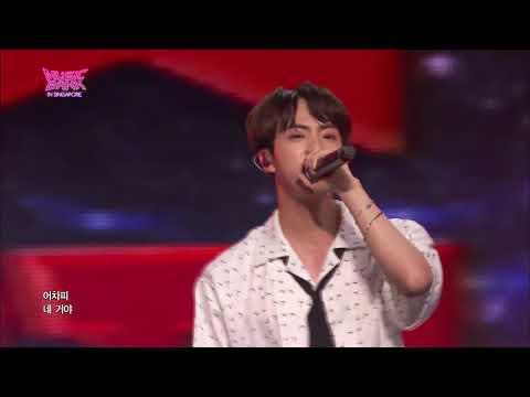 뮤직뱅크 Music Bank - 불타오르네 - 방탄소년단 (FIRE - BTS).20170815