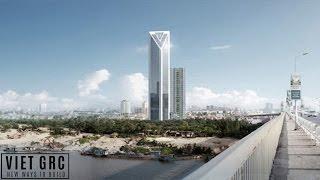 Ứng dụng vật liệu GRC trong công trình VietinBank Tower