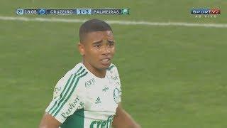 The Match That Made Man City Buy Gabriel Jesus