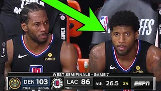 What We All MISSED About The Clippers In The NBA (Ft. Playoffs Disappointment, Kawhi Watch)