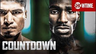 Garcia vs. Easter Undercard    SHOWTIME CHAMPIONSHIP BOXING COUNTDOWN