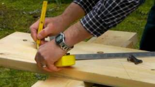 How to Layout and Cut a Stair Stringer, How to Build Stairs