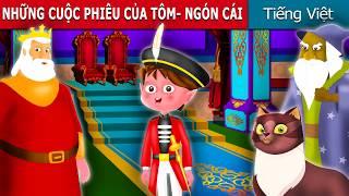 Ông lão đánh cá và con cá vàng    Adventures of Tom Thumb in Vietnamese   truyện cổ tích việt nam