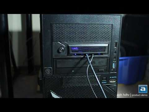 NZXT Bunker USB Lock System Demo (APH Networks)