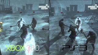 Assassin's Creed Revelations - Xbox 360 vs PS3