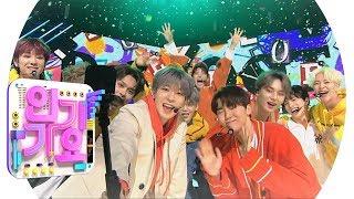 SEVENTEEN(세븐틴) - Snap Shoot @인기가요 Inkigayo 20190922