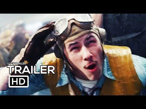 MIDWAY Official Trailer (2019) Nick Jonas, Woody Harrelson Movie HD