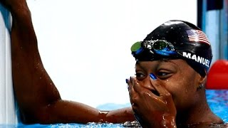 Michael Phelps, Simone Manuel make history in Rio
