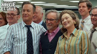 Go Behind the Scenes of The Post (2017)