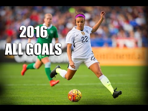 Mallory Pugh ● All Goals & Highlights● 2015/2016 HD