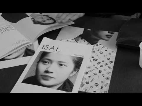 Préparation ISAL Magazine 01