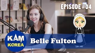 KAM Podcast #4 - Korean Movies and Relationship Nunchi with Belle Fulton