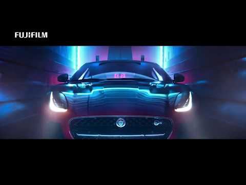 FUJIFILM X-H1: Commercial shoot for Jaguar | FUJIFILM