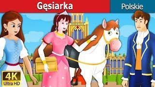 Gęsiarka   The Goose Girl Story in Polish   Polish Fairy Tales