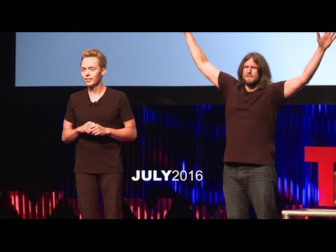 The Art of Letting Go   The Minimalists   TEDxFargo