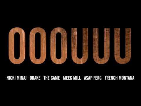 Young M.A - OOOUUU (Remix) ft. Nicki Minaj, Drake, The Game, Meek Mill, ASAP Ferg & French Montana