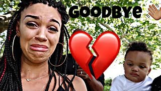 SAYING MY LAST GOODBYE | THE PRINCE FAMILY
