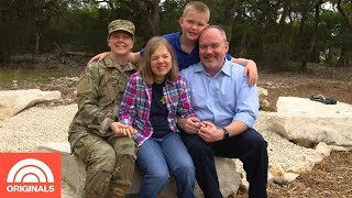 'Homefront Dads' Redefine What It Means To Be A Military Spouse | TODAY Original