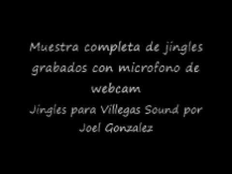 Jingles para minitecas - Por Joel González