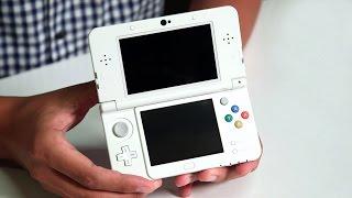 New Nintendo 3DS Unboxing