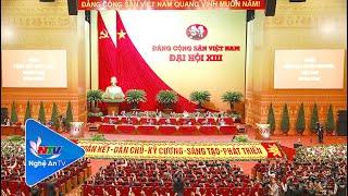 [Trực tiếp] Khai mạc Đại hội đại biểu toàn quốc lần thứ XIII Đảng Cộng sản Việt Nam