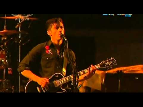 Arctic Monkeys - Evil Twin (São Paulo 2012) [lyrics/legendado]