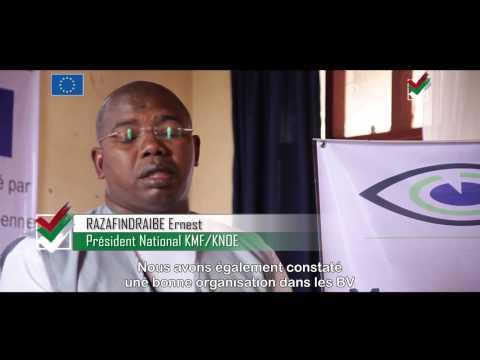 PACTE | MADAGASCAR | Les observateurs électoraux | septembre 2013 (FR)
