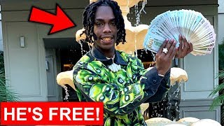 YNW Melly is being let free with no charges...