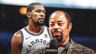 NBA Legend HAS NO RESPECT For Kevin Durant!!!