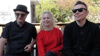 Hooverphonic interview - Alex, Raymond, en Luka (deel 1)