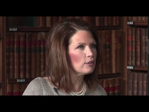 Changing the World | Michelle Bachmann - OxfordUnion  - w8RlHXHrADw -