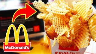 15 McDonald's Items You CAN'T Buy In America