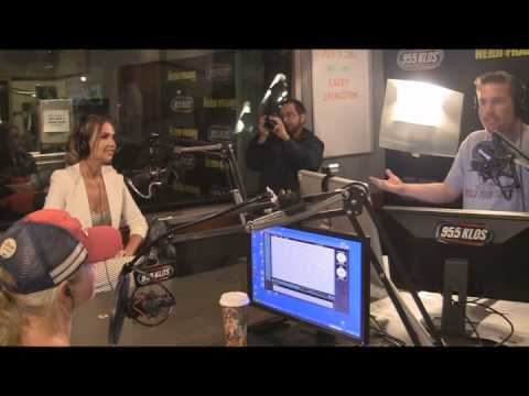 Heidi and Frank Interview Arielle Kebbel! - YouTube