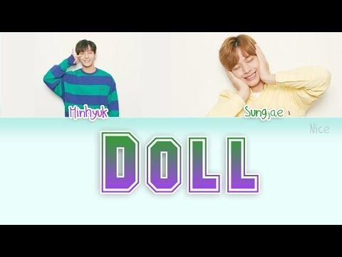 MINHYUK (민혁) SUNGJAE (성재)  - DOLL (인형) Lyrics (ENG/ROM/HAN)