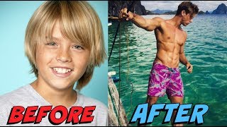 ZACK AND CODY BEFORE AND AFTER 2018