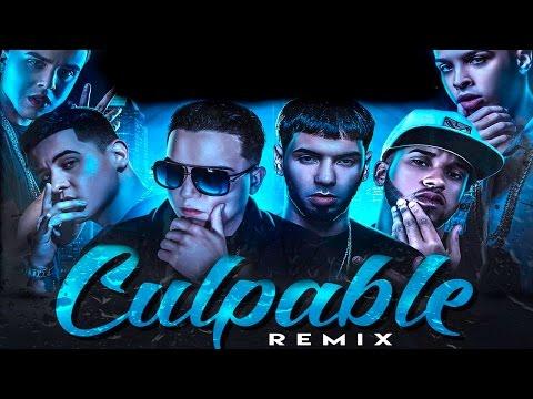 Mike Duran - Culpable Remix [Feat Anuel AA, Noriel, Darkiel, Bryant Myers, Kevin Roldan]
