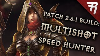 Diablo 3 Season 15 Demon Hunter Unhallowed Essence Speed build guide (and bounties) (Patch 2.6.1)