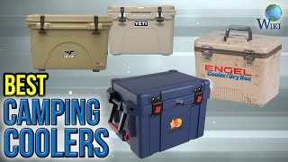 10 Best Camping Coolers 2017