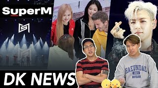 SuperM Billboard #1 / BLACKPINK Late ? / T.O.P comments about his future? [DK NEWS]