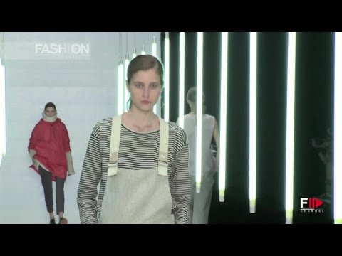 JULIA NIKOLAEVA Mercedes Benz Fashion Week Russia Autumn Winter 2015 by Fashion Channel